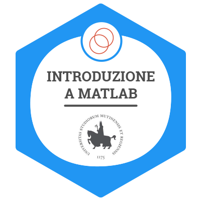 Introduzione a Matlab | Bestr Open Badge