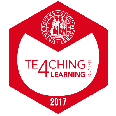 Teaching4Learning - Open Badge di UniPD su Bestr