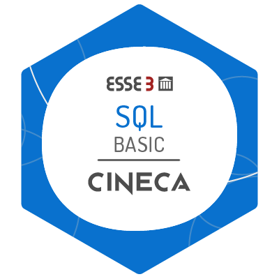 SQL Base - Bestr Open Badge
