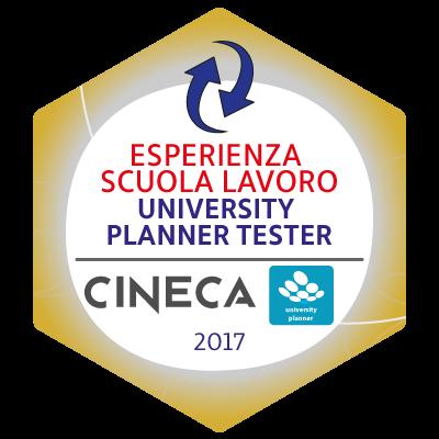Open Badge Alternanza Scuola Lavoro University Planner Tester Cineca