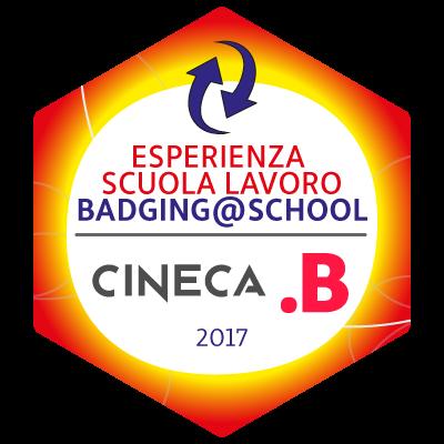 Open Badge Alternanza Scuola Lavoro Badging@School Cineca