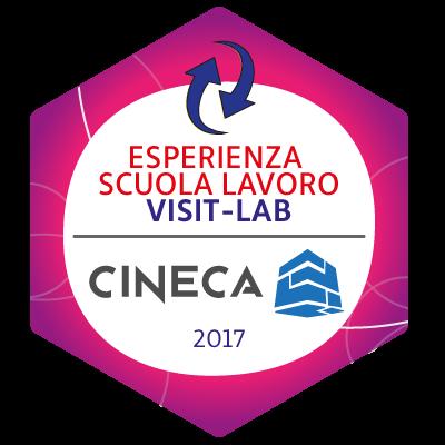Open Badge Alternanza Scuola Lavoro VisitLab Cineca