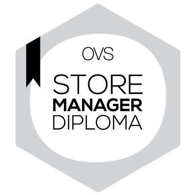 OVS Store Manager Diploma - Open Badge